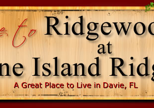 Ridgewood at Pine Island Ridge